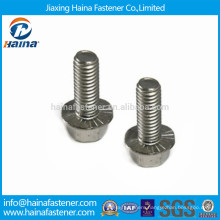 DIN6921 Stainless Steel 304 Flange Bolt