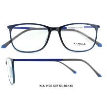 Top Verkauf Spezielle Design Benutzerdefinierte Ultem Optischen Rahmen Brillengestell Brillen für Hersteller