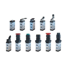 ESP pneumatic M5 series 5/2 way control valves