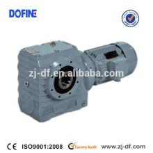 SA107-YEJ11-4P-108.24-M1 motorreductor con motor de freno para máquina de fabricación de ladrillos