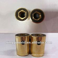 Corea del sur 350A aislador mig piezas de soldadura