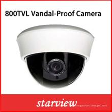 800tvl IR Kunststoff CCTV Dome Überwachungskamera (D13)