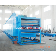 High quality mesh belt dryer machine