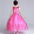 Rosa helle sleeveless hallowmas Baby Mädchen Kleidung Outfits Prinzessin Party Sammlungen Kinder Urlaub Feier Kleider