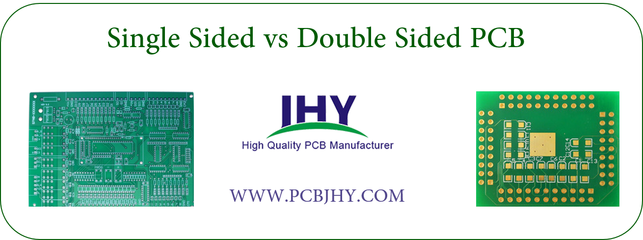 Single Sided vs Double Sided PCB | PCB manufacturing