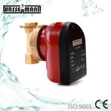 Bombas de recirculación de agua caliente sanitaria