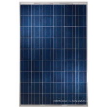 230W Высокая эффективная панель солнечной энергии Poly