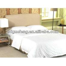 hotsell 100% algodón peinado 40 * 40 110 * 90 tela de 100 pulgadas para hoteles y hospitales
