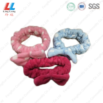Headband attractive speacial swanky sponge