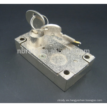 Reemplazo de doble llave de caja fuerte de bloqueo de bloqueo