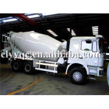 China 8-10 CBM concrete mixer truck CAMC mixer truck for sale