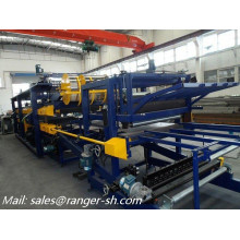 Prepainted Galv Steel EPS Sandwich Panel Roll Forming Machine