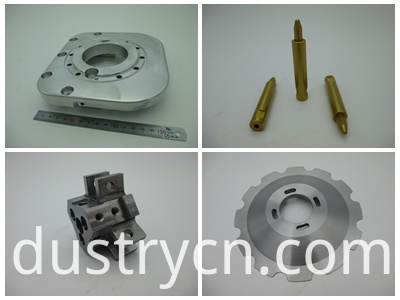 Sgi Machining Parts
