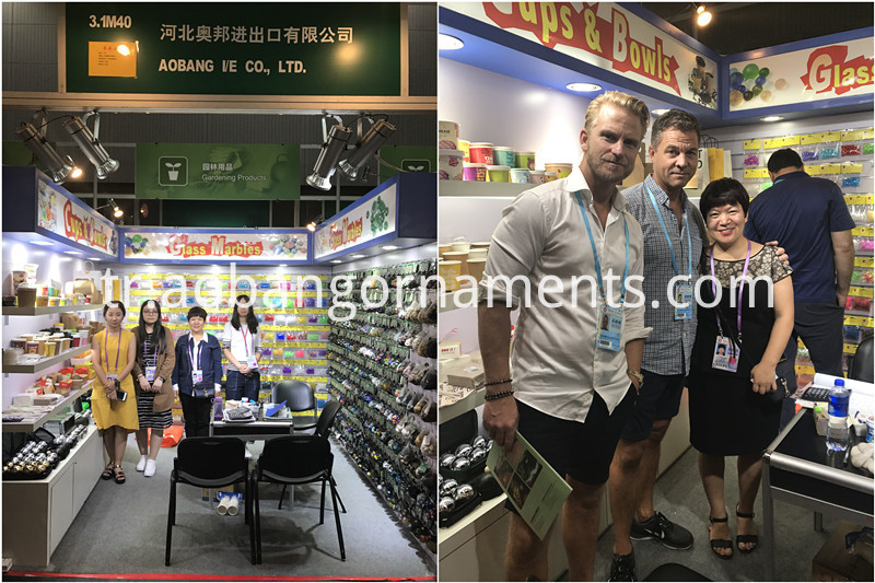 Booth on Canton Fair