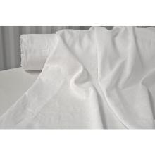 Tela tecida poliéster do algodão 45% de 55% para costurar o fundamento