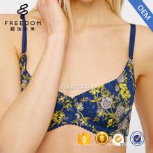 Wholesale hot sexy Frauen Unterwäsche 32 Größe BH Bilder und bestickt Demi Push-up-BH
