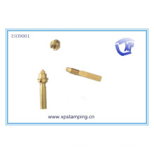 China High quality brass hardware parts ,TZC723 adjust axis