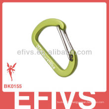 2013 strong mini aluminum carabiner