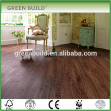 Big Size Dark Coffee Brown Engineered Oak Wood Flooring