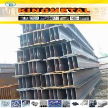 A36 Q235 Q345 Hot Rolled Steel H Beams 100X100X6X8 125X125 150X150X7X10 175X175