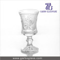 Arabic Glass Stemware, Pattern Glass Cup