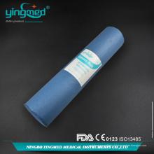 Rouleau de gaze de coton médical absorbant de haute qualité