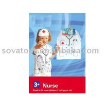 915990442-enfermeira vestido doutor brinquedos para crianças