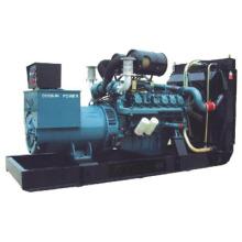 Generador Diesel Doosan con alta estabilidad