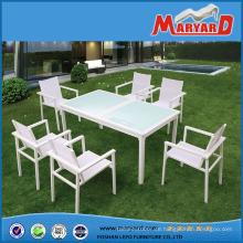 Neue Design Möbel Erweiterung Gartentisch und Stühlen
