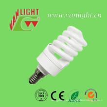 Serie completo espiral CFL ahorro de energía luz (VLC-FST2-15W-E14)