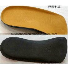 Hohe Qualität Socke Futter komfortable Orthesen Einlegesohle (FF503-11)