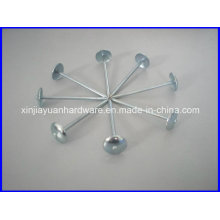 Best Selling Electro Galvanized Umbrella Roofing Nail