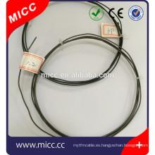 Cable de termopar de conductor de aleación MICC para uso industrial