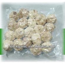 Вкусный и полезный ингредиент для приготовления пищи Чёрный чеснок