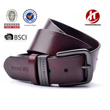 fashion smooth strap leather belt
