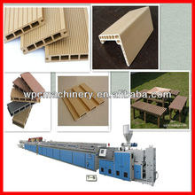 wpc exterior wall cladding machinery
