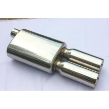 "Muffler de escape oval de 8,5 ""x 4,625"""