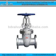 Клапан запорный из нержавеющей стали Z41W-16/25 / 40R / P