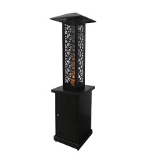 Western Style Modern Wood Stove Automatic Outdoor Pellet Fireplace With Beautiful Design