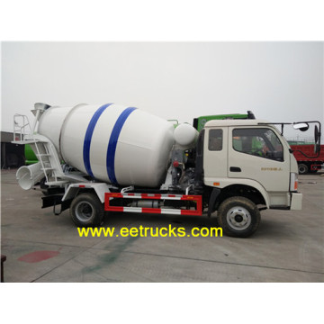 3000 Litros Mini Cement Mixers
