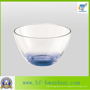 Alto vidro de borosilicato tigela utensílios de cozinha