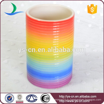 YSb40001-01-t Тумба для аксессуаров для ванной Rainbow