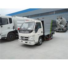 Caminhão do aspirador de p30 da vassoura da estrada da multi função