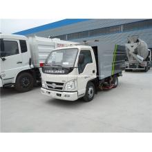 Camion aspirateur balayeuse multi fonction