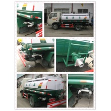 Dongfeng 5cbm 4X2 Water Delivery Tanker Truck