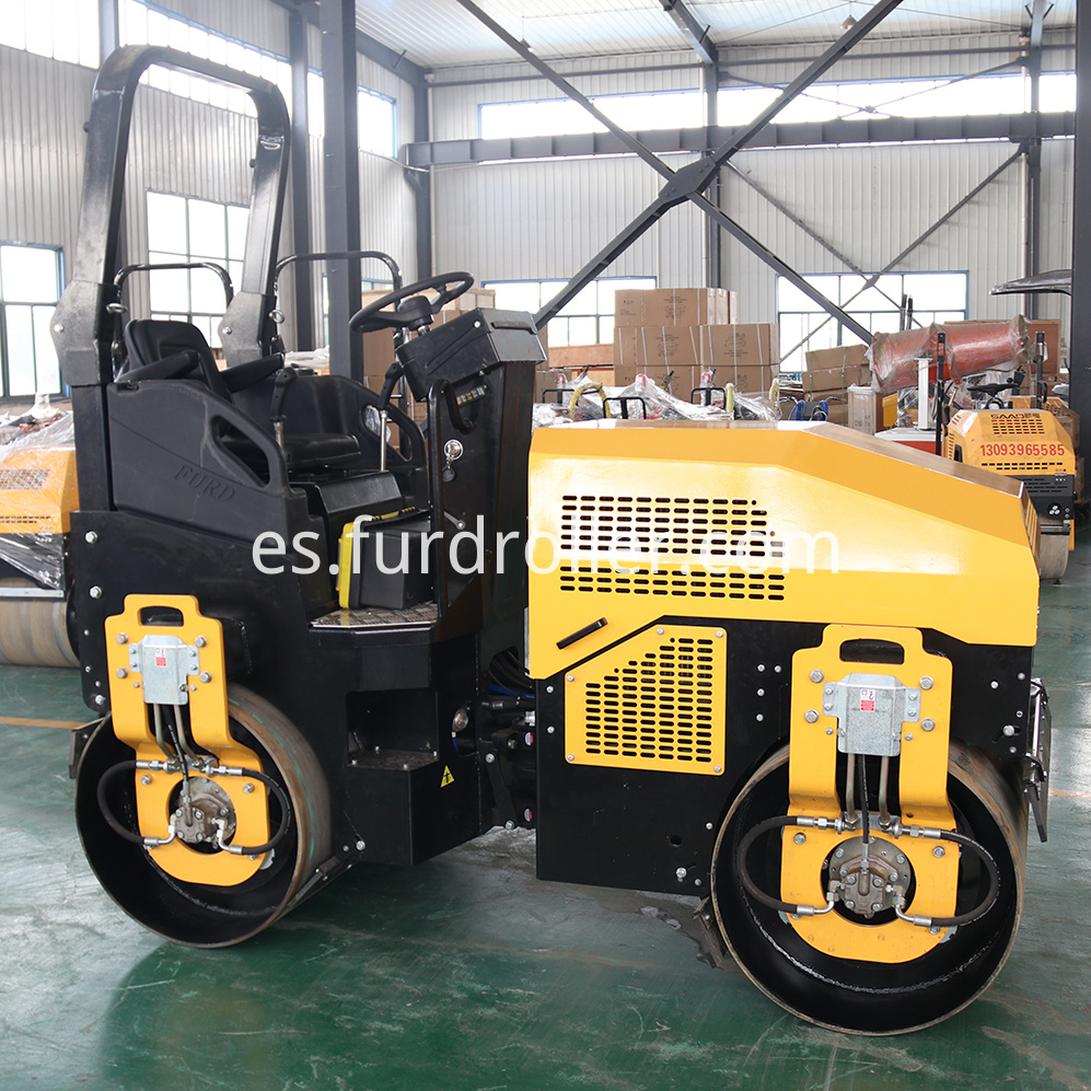 FYL-1200 3Ton Road Roller Machine