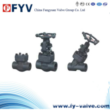 API Manual Forged Steel Globe Valve