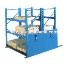 Support de rangement de grande qualité pour enrouleur de câble, tube et bois