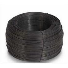 Prix concurrentiel en gros usine de fil recuit noir