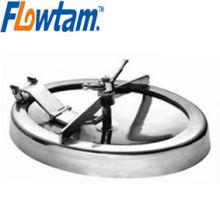 stainless steel pressure manway